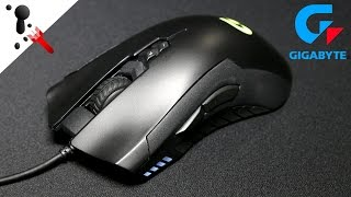 Gigabyte XM300 Review (Xtreme Gaming, 3988 Optical, Omron Switches, 99g)