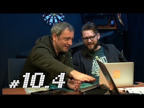c't uplink 10.4: Trends 2016 / Laptop mit Wasserkühlung / Rise of the Tomb Raider