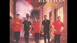 new edition if it isn t love sampled beat