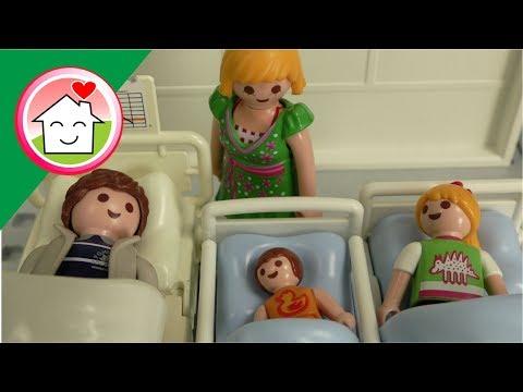 قصص من المستشفى مع عائلة عمر - ميجا فيديو بلاي موبيل - عائلة عمر - أفلام بلاي