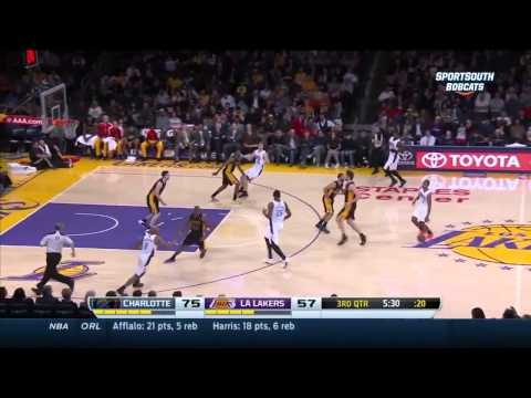 Al Jefferson career high 40 points 18 rebounds vs Lakers full highlights 2014/01/31 HD