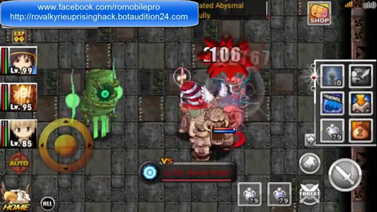Ragnarok mobile hack ios