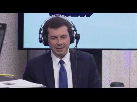 Presidential candidate Pete Buttigieg on Boston Public Radio