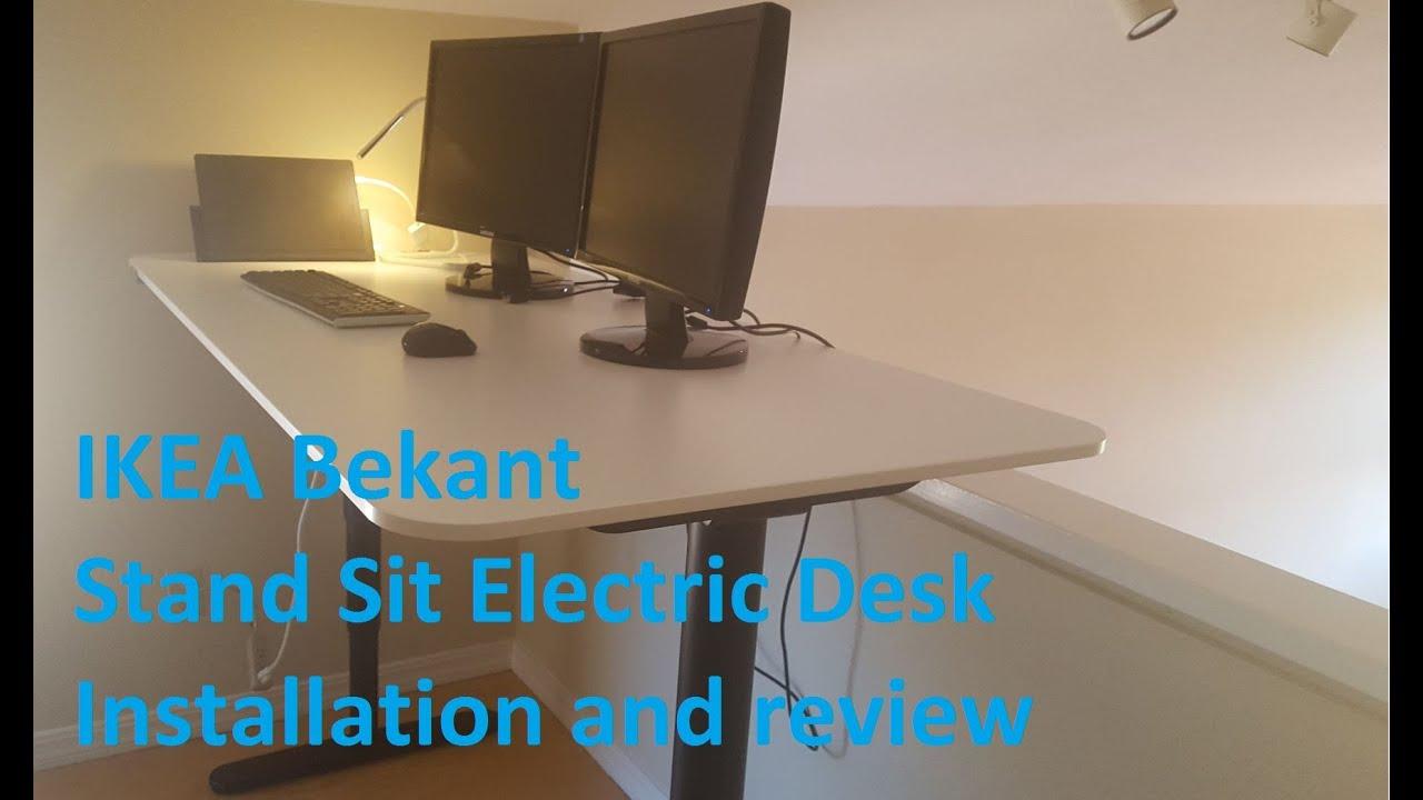 Ikea bekant bureau ikea bekant bureau review autonomous