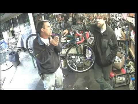 "Bike Shop - BikemanforU LIVE ""Cyclocross In NJ Tomorrow"" S2 E14"