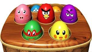 Five Little Ducks | BabyDino Nursery Rhymes & Kids Songs