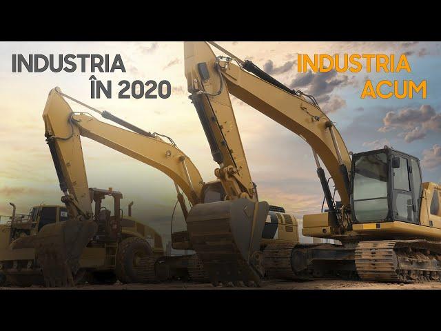 Cum reacționează sectorul utilajelor de construcții la fluctuațiile economice | Emisiune Utilaje TV