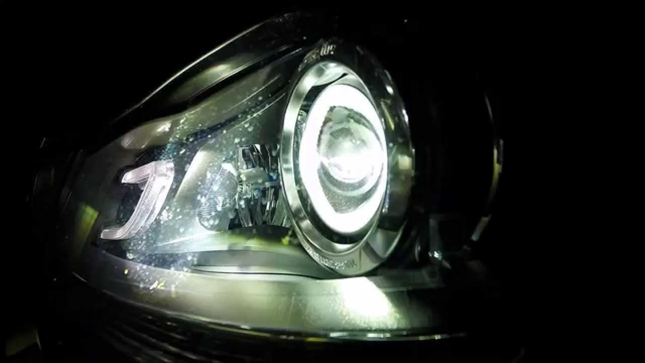 Mercedes benz intelligent light system doovi for Mercedes benz lighting
