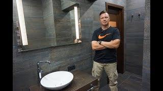 Ремонт ванной комнаты в ЖК Панорама г. Краснодар (2018 г.)