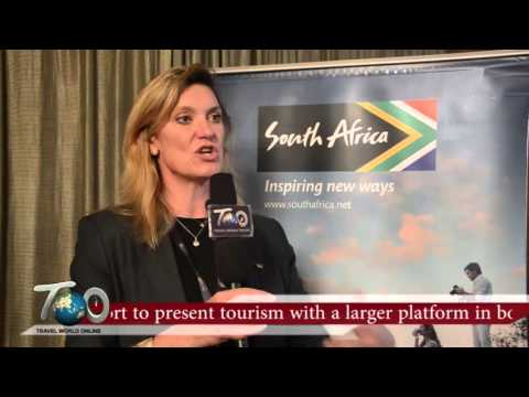 Ms. Margie Whitehouse - Chief Marketing officer , South Africa Tourism