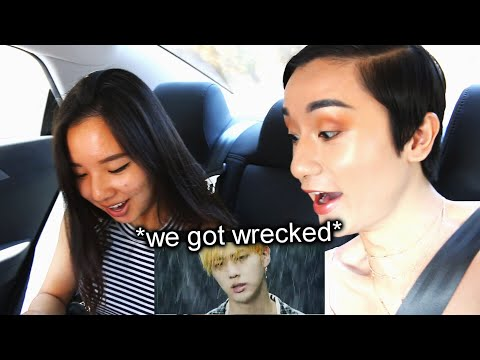I forced my friends into reacting to BTS Epiphany comeback trailer
