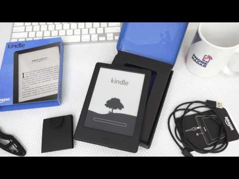 Amazon Kindle (8th Gen) Reviews, Specs & Price Compare