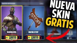 HOW TO GET NEW SKIN BANDOLERO TOTALLY FREE!!! (PS4, XBOX & PC) Fortnite: Battle Royale