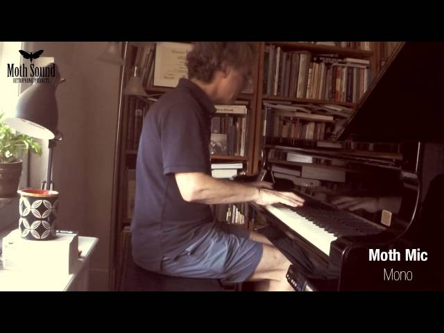 Moth Mic - Piano Demo (By Pete Calandra)