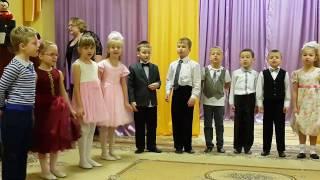 """ПРАЗДНИК МАМЫ в детском саду """"Пчелка"""""""