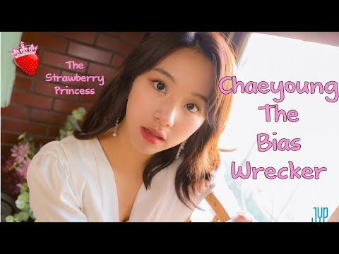 TWICE Chaeyoung the Strawberry Princess & BIAS WRECKER (Funny, Cute Compilation)