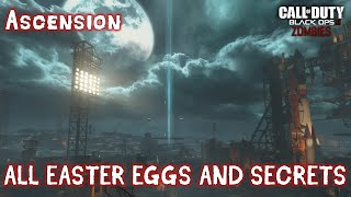 Ascension Remastered - All Easter Eggs