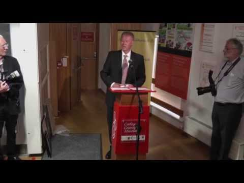 Carlow County Museum Launch of Irish Exhibition Part 2.