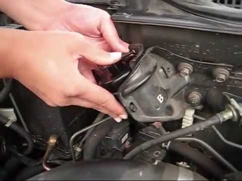 How To Replace Fuel Filter On Honda Civic Youtube