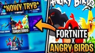 FORTNITE X ANGRY BIRDS !! *NOWE* SKINY !! - Fortnite Battle Royale