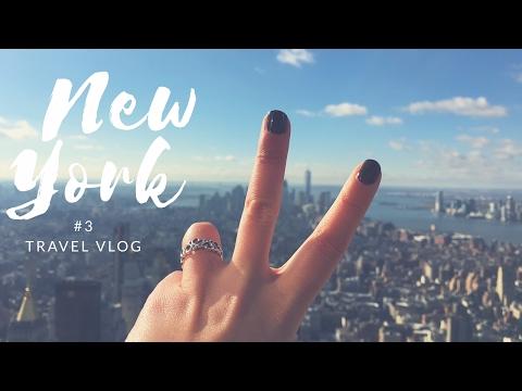 Brooklyn al tramonto, Central Park e Sex and the City! | VLOG VIAGGIO NEW YORK #3 | Gennaio 2017