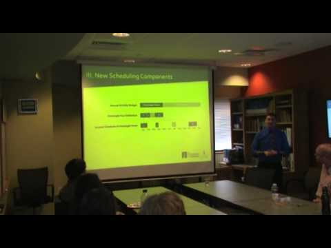 Brown Bag Lecture Series: Understanding Long-Distance Travel Behavior