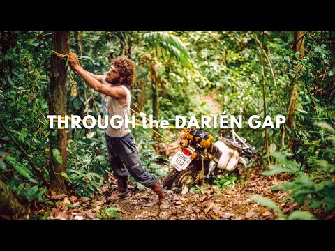 Through the Darién Gap with Helge Pedersen – Lessons from his first ride up the Pan-American Highway