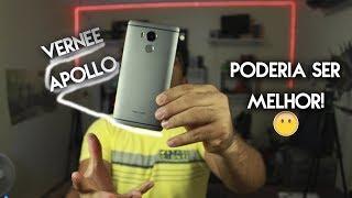 O Smartphone mais TOP desta empresa que poderia ser melhor! – Vernee Apollo   Review