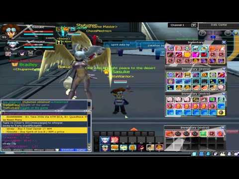 digimon masters online evolution guide