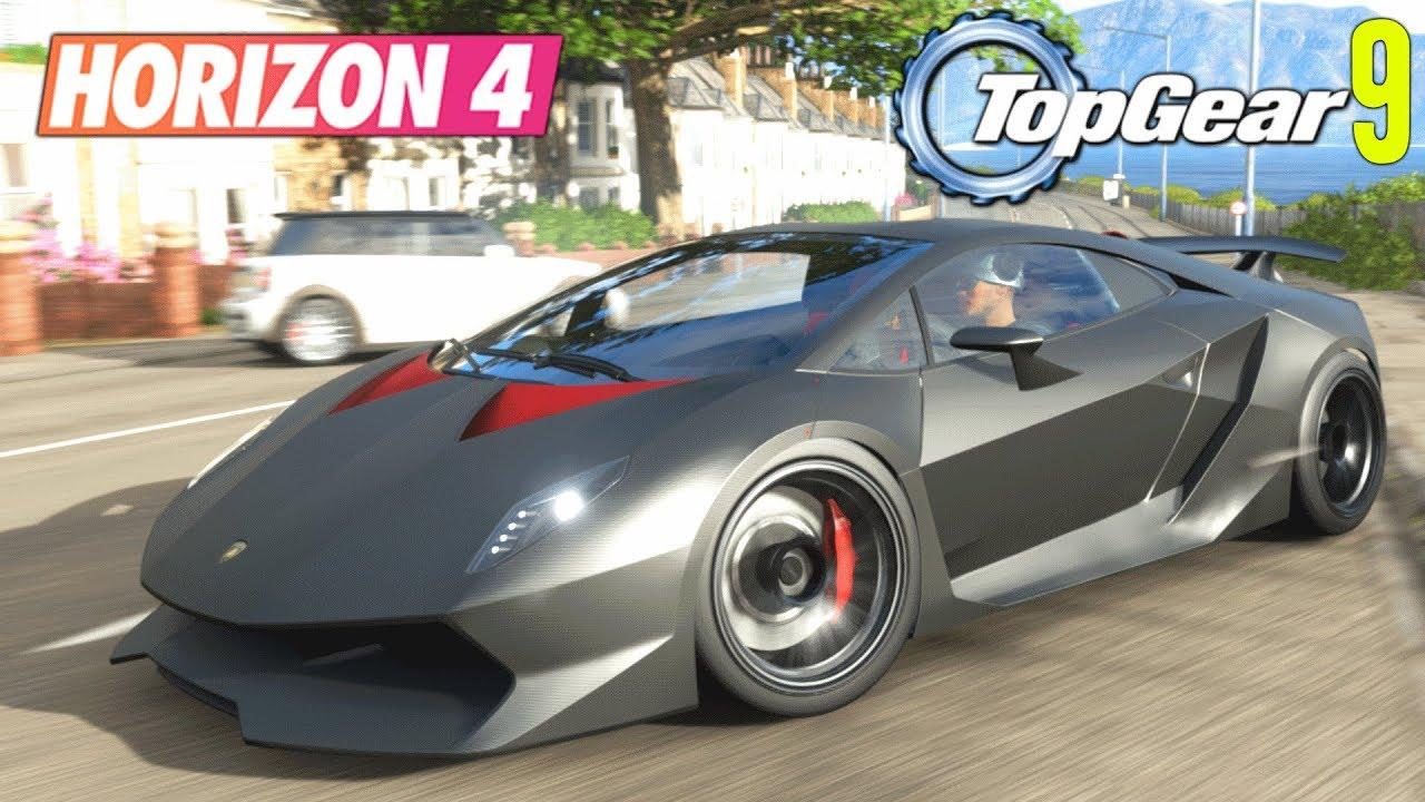 Forza Horizon 4 Lamborghini Sesto Elemento Youtube