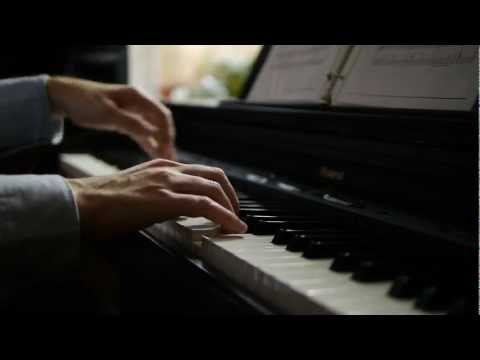 The Notebook - Main Theme - (piano solo)