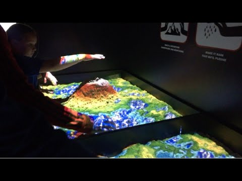 Interactive Sand - Ottawa
