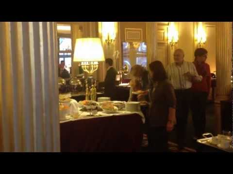 Brunch au Café de La Paix Paris - Hôtel de la Paix