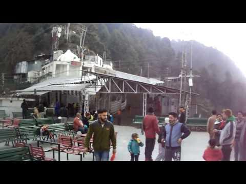 mata Vaishno Devi cool weather KATRA Jammu and Kashmir 2017