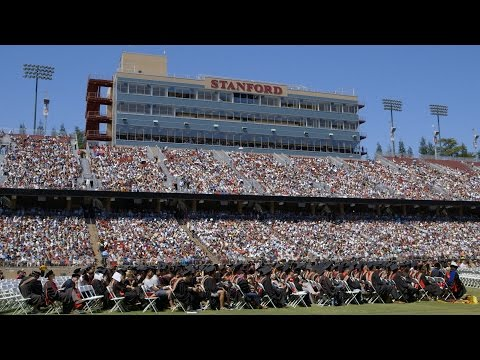 Stanford 2016 Commencement Highlights