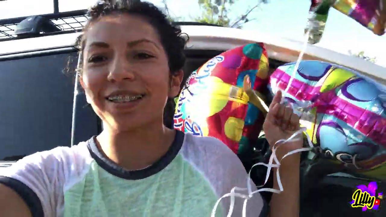 La sorprendimos en su cumpleaños + Esto se tiene que quedar en los recuerdos de YT. Vlog 703