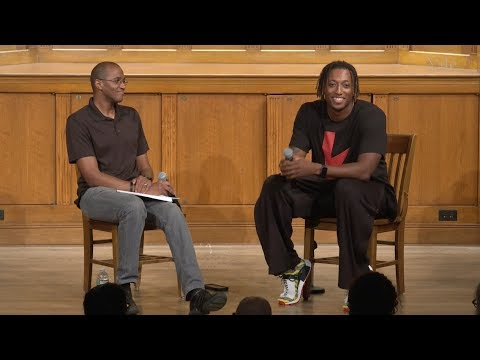 Christian Rapper Lecrae With Testimony Of How Trauma Changed