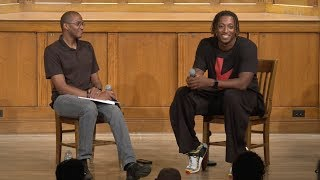 Yale Town Hall Conversation with Lecrae