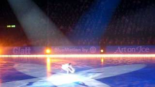 2009年1月31日、チューリヒで開催されたフィギュアスケートのショー『ア...