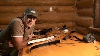 Охота с Традиционным Луком - это просто. Что нужно для охоты с традиционным луком