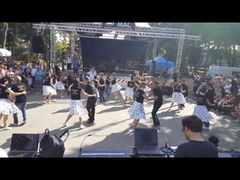 ESIBIZIONE HAPPY ROCK @BE VINTAGE RIMINI 14-05-2017 BOOGIE WOOGIE