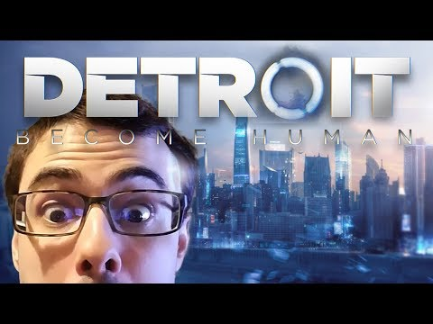 PLEASE NO ONE DIE (This game is cute ;_;) | Detroit Become Human Part 4