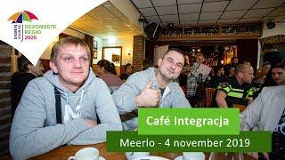 Café Integracja Meerlo - Samen voor de Gezondste Regio 2025
