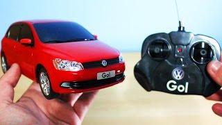 UNBOXING do Volkswagen GOL G6 CARRINHO de CONTROLE REMOTO!