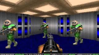 Doom 0.3 alpha - E1M9