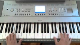 *TUTORIAL* Naruto - Alone - Piano