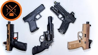 Top 5 Best First Handguns (2019) // How-To Choose👍