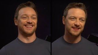 James McAvoy Reveals The BIGGEST Difference Between 'Glass' And 'Split' | PopBuzz Meets