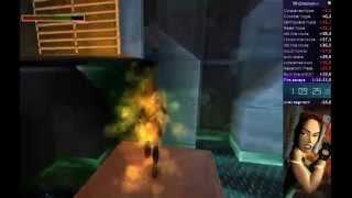 Tomb Raider Chronicles speedrun in 1:14:04 (WR 1:13:47 in the desc.)