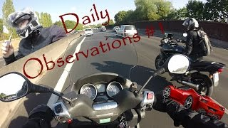 Daily Observations #1 en Piaggio MP3 LT 400